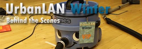 Urbanlan Winter - Behind the Scenes