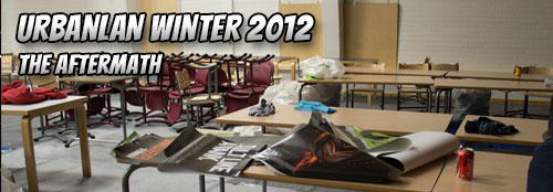 Urbanlan Winter 2012 Aftermath