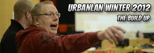 Urbanlan Winter 2012 Build Up